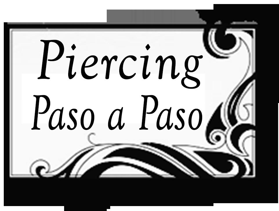 Piercing paso a paso