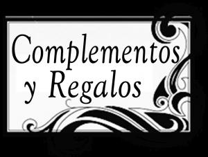 complementos y regalos